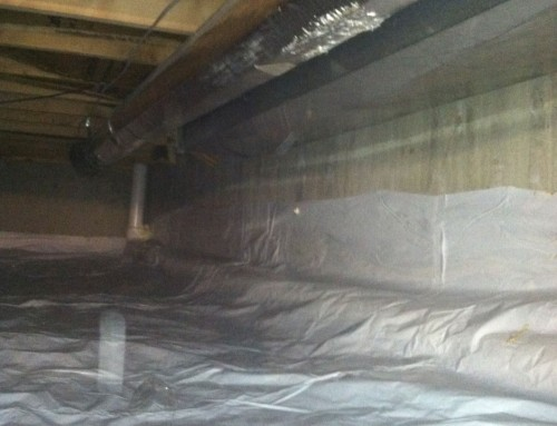 Crawlspace Radon Mitigation