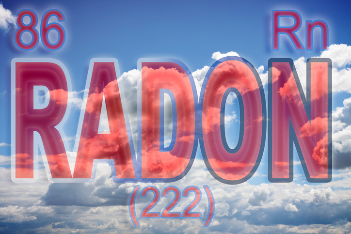radon gas 86 in the clouds RDS Environmental Colorado