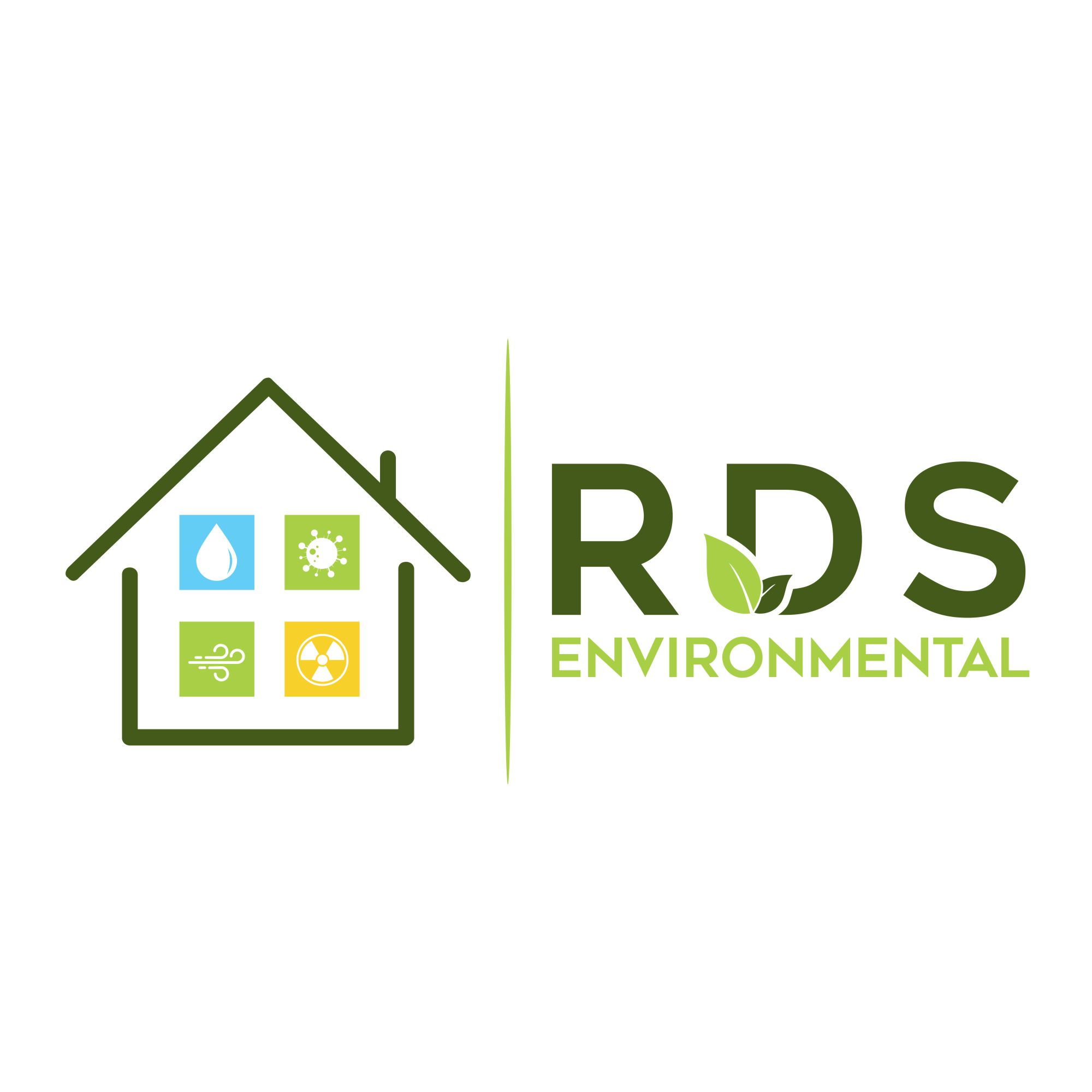 large green logo RDS Environmental Colorado