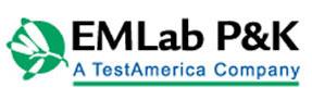 logo of emlab p&k